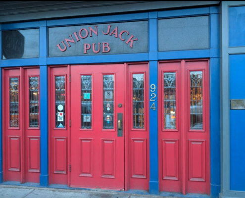 Union Jack Pub Broad Ripple